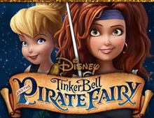 Disney's Pirate Fairies competition