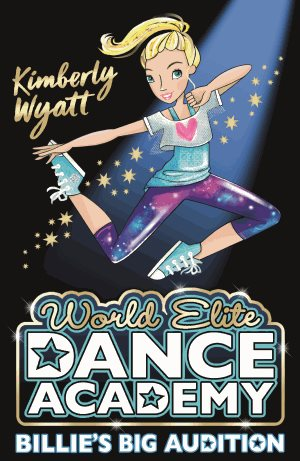 Student Book Review: Kimberly Wyatt's World Elite Dance Academy