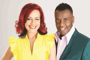 Carrie & David Grant Talk to Stagecoach