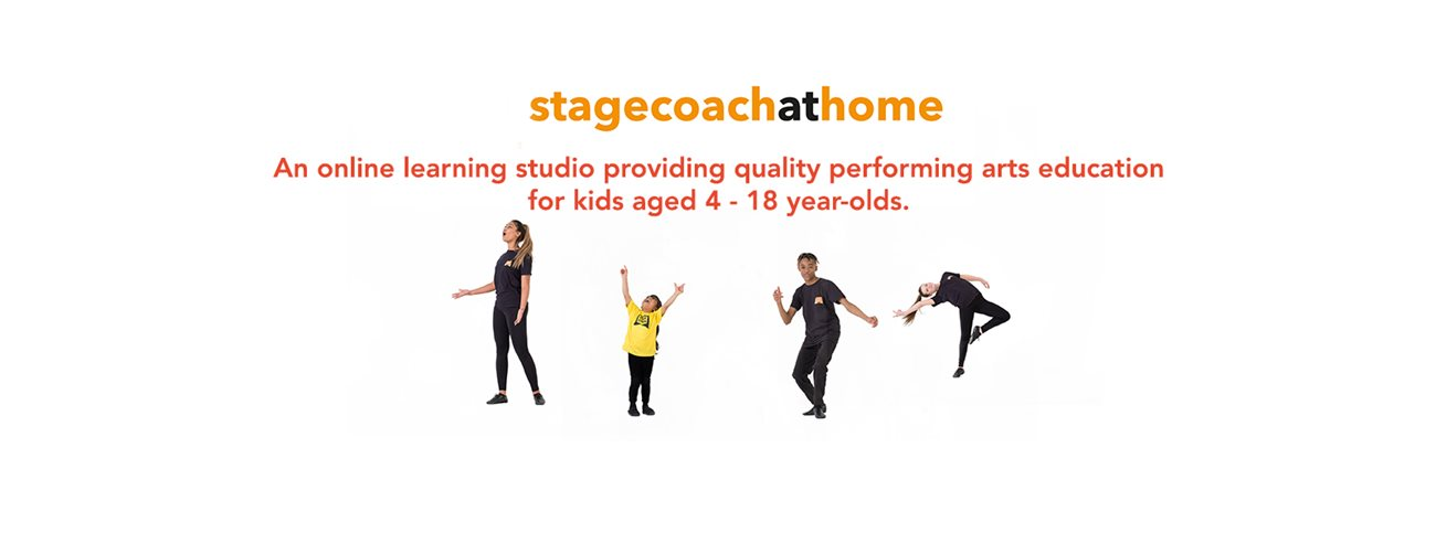 Stagecoach Performing Arts launches stagecoachathome.com