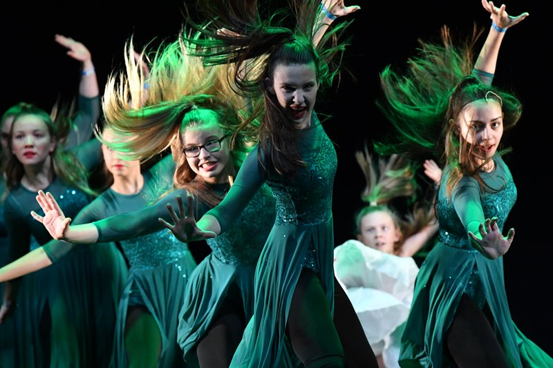 Stagecoach students dazzle the audience at The Charity Gala in the Shaftesbury Theatre