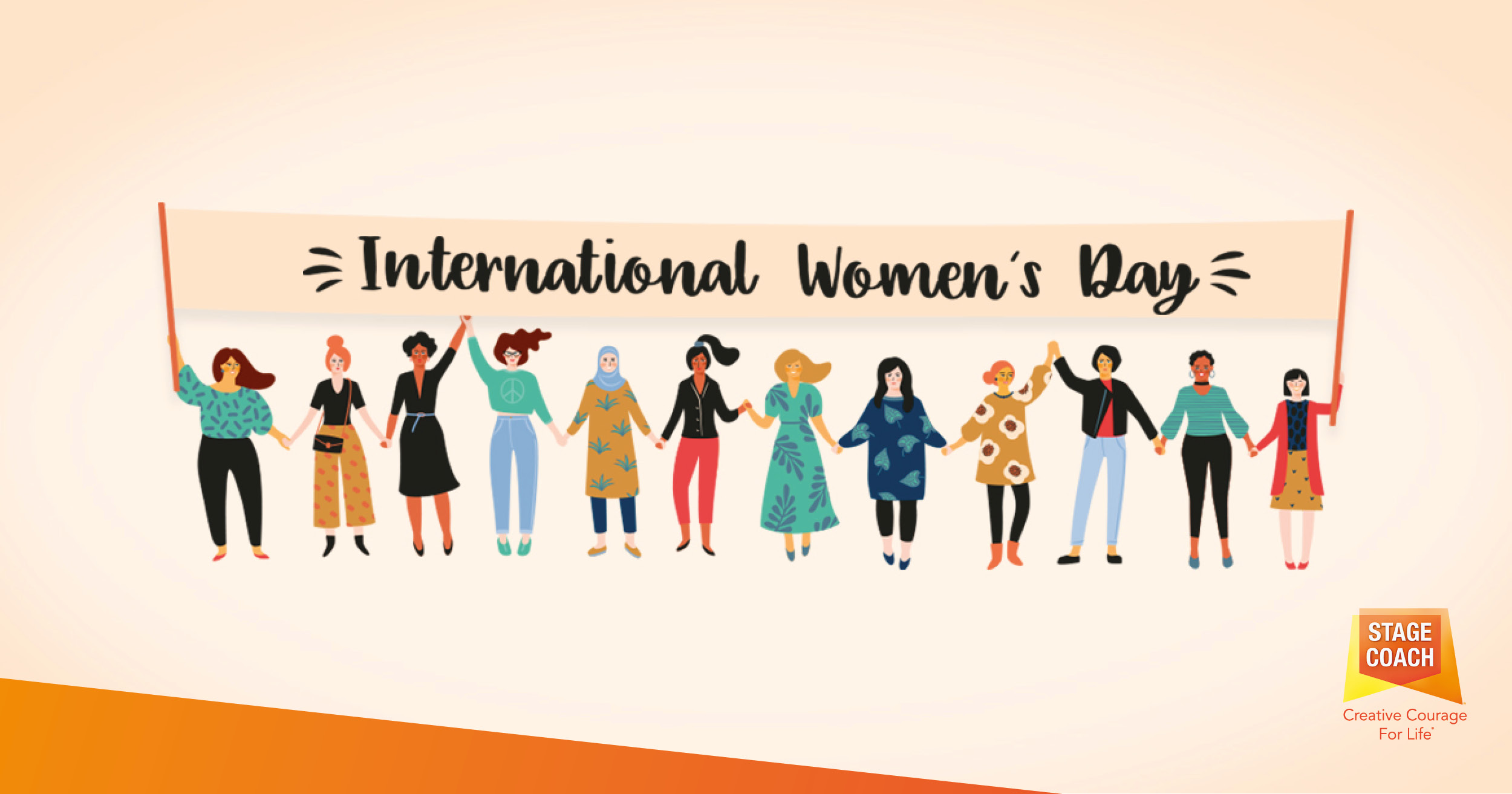 International Women's Day 2021 - Women in the Performing Arts